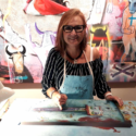 ASK THE ARTIST: 12 Questions & A Joke with Misty Martin